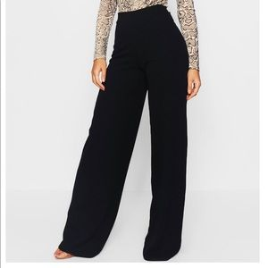 The Limited black palazzo trouser pants